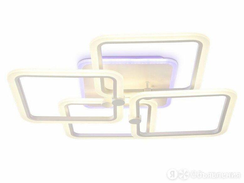 Потолочная светодиодная люстра Ambrella light Original FA537 по цене 12719₽ - Люстры и потолочные светильники, фото 0