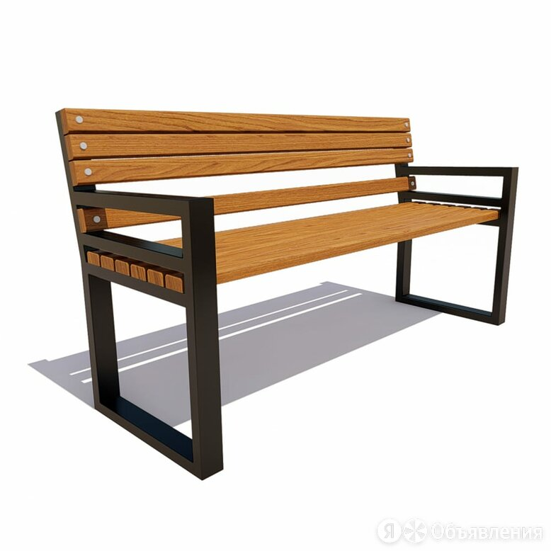 Скамейка 7 скамеек Модерн по цене 22950₽ - Скамейки, фото 0