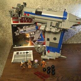 Конструкторы - Lego Star Wars 75188 Бомбардировщик сопротивления, 0