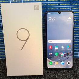 Мобильные телефоны - Смартфон Xiaomi Mi 9 64 гб Ocean Blue, 0