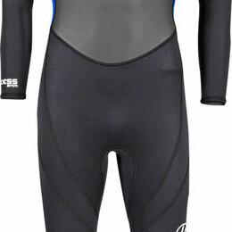 Защита и экипировка - Гидрокостюм детский HYPERFLEX Access 3/2mm BZ black/blue-43, 152/12, 0