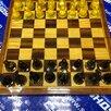Шахматы подарочные под янтарь (СССР)  по цене 18000₽ - Настольные игры, фото 1