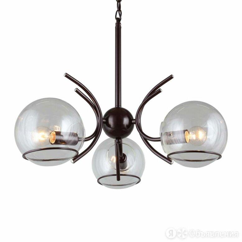 Подвесная люстра Omnilux OML-28803-03 по цене 4330₽ - Люстры и потолочные светильники, фото 0