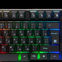 Клавиатуры - Клавиатура для компьютера игровая с подсветкой Defender, 0