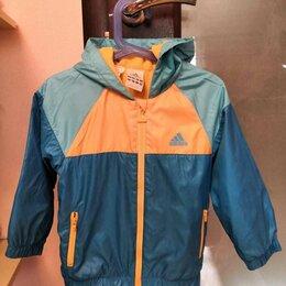 Куртки и пуховики - Куртка ветровка Adidas , 0