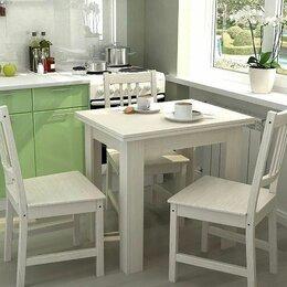 Столы и столики - Стол обеденный раскладной в упаковке., 0