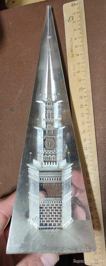 Сувенирная башня кремль оргстекло по цене 2800₽ - Сувениры, фото 0