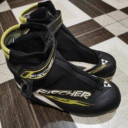 Ботинки - Ботинки лыжные Fischer jr combi , 0