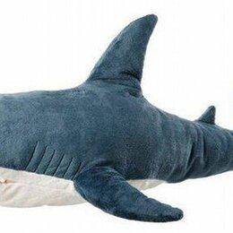Мягкие игрушки - Синяя акула, 0