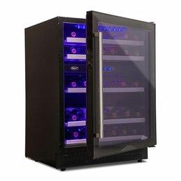Винные шкафы - Винный шкаф Cold Vine C44-KBT2, 0