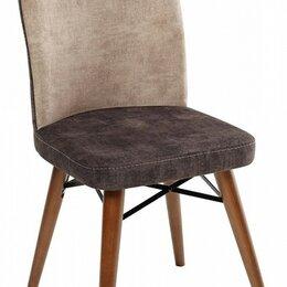 Стулья, табуретки - Деревянный кухонный стул Emir Wood Gold Fume, 0