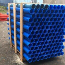 Водопроводные трубы и фитинги - Обсадная труба для скважины 125 пластик, 0