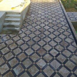 Тротуарная плитка, бордюр - Плитка тротуарная, 0