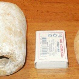 Другое - Старинные глиняные грузила для сети или бредня., 0