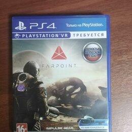 Игры для приставок и ПК - Farpoint cover ps4 , 0