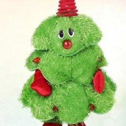 Новогодние фигурки и сувениры - Музыкальная танцующая елочка 40 см , 0