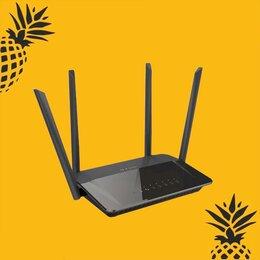 Оборудование Wi-Fi и Bluetooth - Wi-Fi роутер D-link DIR-842, 0
