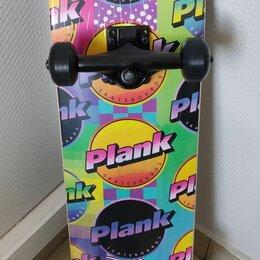 Скейтборды и лонгборды - Скейтборд PLANK RETROLASER 31x8, 0