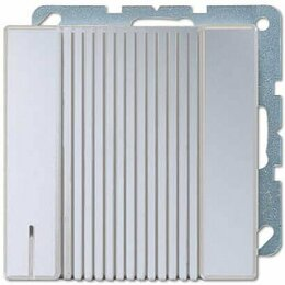 Измерительные инструменты и приборы - Сигнализатор акустический Jung LS 990 алюминий AL2967S, 0