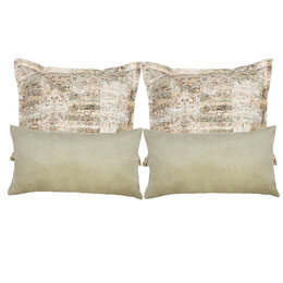 Плетеная мебель - Комплект подушек sleep maro lounge, 0