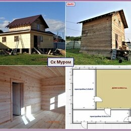 Архитектура, строительство и ремонт - Варианты пристроек к дачным домам., 0