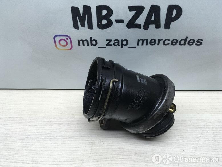 Патрубок интеркулера Mercedes Om646 по цене 1000₽ - Двигатель и топливная система , фото 0