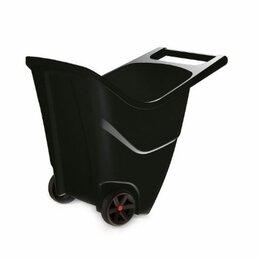 Тележки и тачки - Тачка Prosperplast черный, 85 л, 0