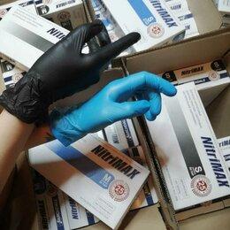 Средства индивидуальной защиты - Нитриловые перчатки, 0