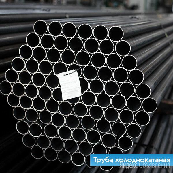 Труба холоднодеформированная 32х6 мм 20 по цене 98₽ - Металлопрокат, фото 0