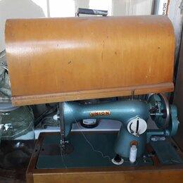 Швейные машины - Швейная машинка Юнион, 0