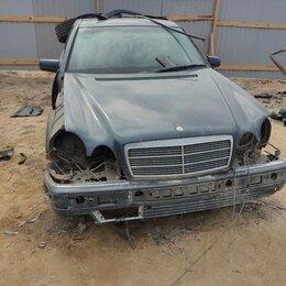 Транспорт на запчасти - Mercedes W210 в разборе, 0