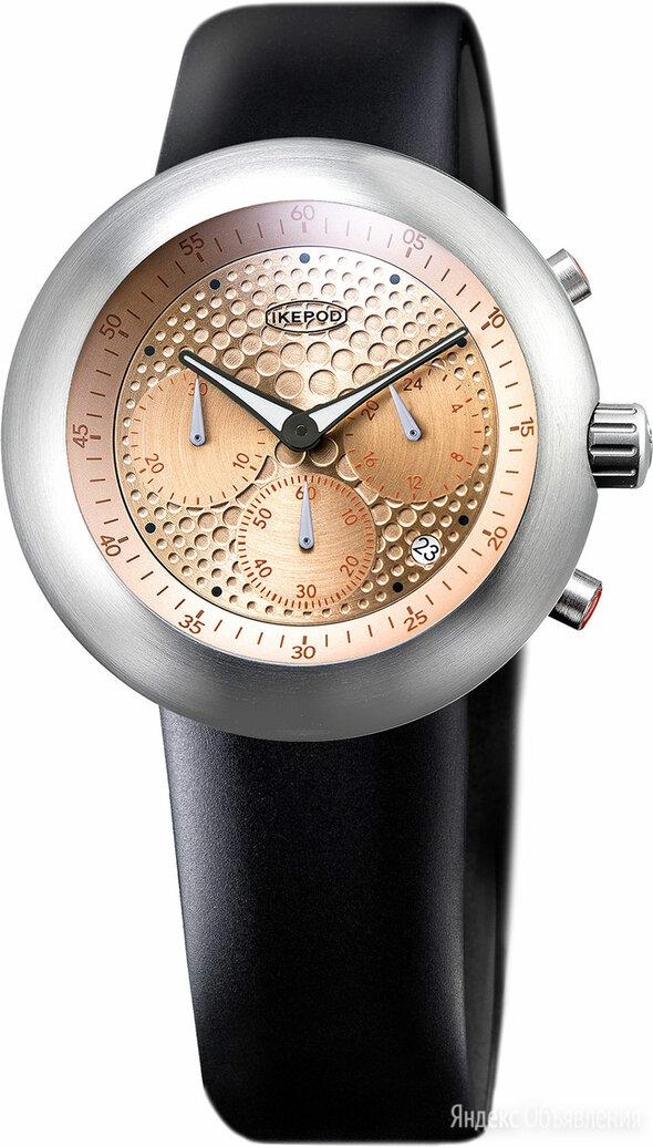 Наручные часы Ikepod C003-SI-LB по цене 63990₽ - Умные часы и браслеты, фото 0