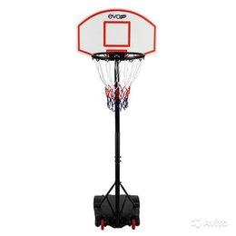 Спортивные игры и игрушки - Детская баскетбольная стойка Evo Fitness CDB-003A, 0
