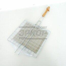 Решетки - Решётка-гриль Biostyle малая походная 26,5х24 см, 0