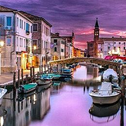 Камины и печи - Вечерняя Венеция Артикул : ES 1016, 0