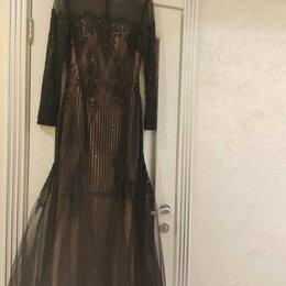 Платья - Кружевное платье, вечернее платье, 0