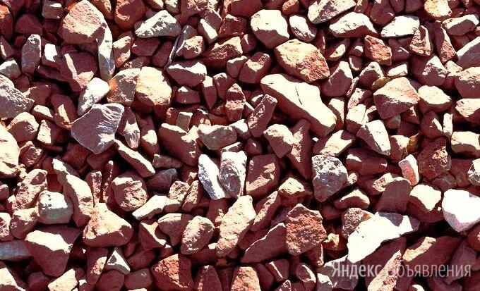 Щебень по цене 1071₽ - Строительные смеси и сыпучие материалы, фото 0