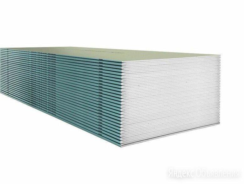 Гипсокартон 12,5 мм оптом и в розницу по цене 203₽ - Гипсокартон и комплектующие, фото 0
