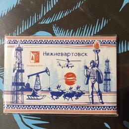 Сувениры - Магнит с символикой города Нижневартовска, 0