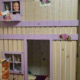 Игрушечная мебель и бытовая техника - Детский домик, 0