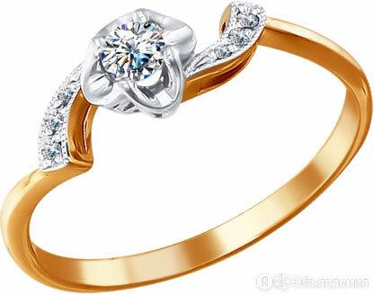 Кольцо SOKOLOV 1010730_s_17 по цене 21050₽ - Кольца и перстни, фото 0