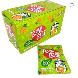 Продукты - Жевательные конфеты с коровкой METON  21 гр., 0