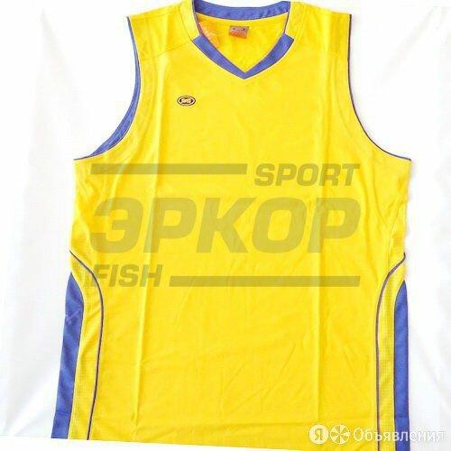 Форма баскетбольная майка желт  (х4) по цене 651₽ - Спортивные костюмы и форма, фото 0