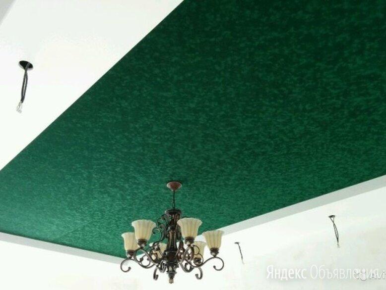 Натяжной потолок по цене 280₽ - Потолки и комплектующие, фото 0
