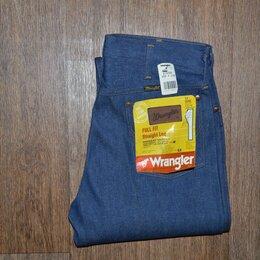 Джинсы - Джинсы Wrangler 910 W32 L36, Made in USA, 0