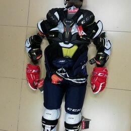 Защита и экипировка - Хоккейная экипировка форма, 0