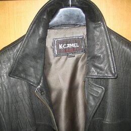 """Куртки - Куртка из нубука """"К-Camel"""", 0"""