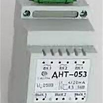 Электронные и пневматические датчики - Датчики измерения переменного напряжения ДНТ-051, ДНТ-053, 0