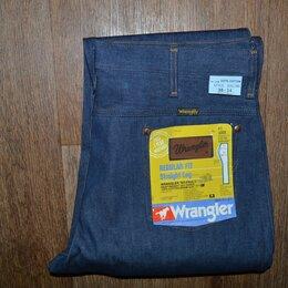 Джинсы - Джинсы Wrangler 912 W38 L34, Made in USA, 0