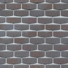 Фасадные панели - Плитка фасадная HAUBERK , 0